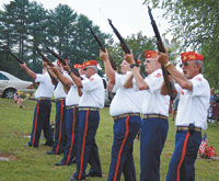 Cleveland County Veterans Council Remembers