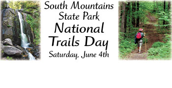 SOUTH MOUNTAINS STATE PARK...