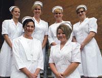 CCC Foothills Nursing Consortium Students Awarded Pins