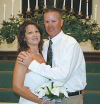 Ledford-Setzer United In Marriage