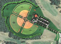 Shelby City Park's New Recreation And Sports Complex Dedication