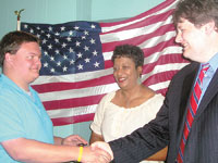 County Young Dems Install Officers For New Two-Year Terms