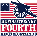 City Of KM 4th Of July Revolutionary 4th