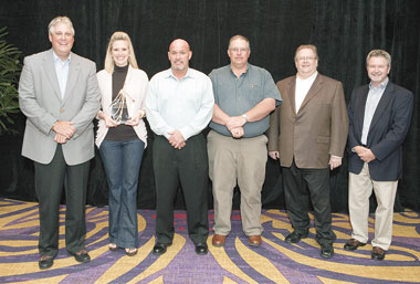 Sewell Contractors Honored With Duke Energy Generation Contractor Health And Safety Award