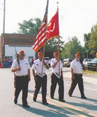 Lattimore July 4th Parade