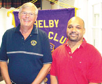 Jeffries Appointed To Shelby Lions Club Board Of Directors