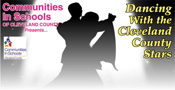 DANCING WITH THE CLEVELAND COUNTY STARS