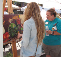Final Day of Foothills Farmers' Market 2011 Season is October 22nd