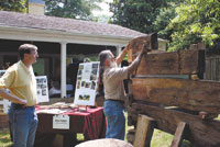 Historic Shelby Preservation Trades Day At Banker's House