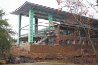 CCC's LeGrand Center Is Taking Shape