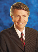 Larry Sprinkle is Grand Marshal for Kings Mountain Christmas Parade