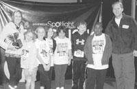 Union Elementary School Wins Rhythm  & Roots Run School Participation Award!