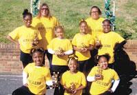 City Park Champion Cheerleaders...
