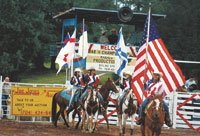 Bar-H Championship Rodeo What A Show!