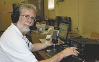 Cleveland County Fairgrounds Hosts Shelby Amateur Radio Club's 24 Hour Field Day