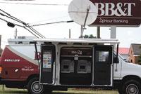 Mobile ATM in Boiling Springs...