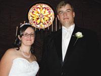 Congratulations Mr. & Mrs. Joseph E. Hord, Jr.
