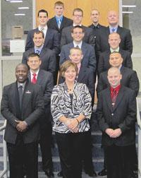 CCC Basic Law Enforcement Graduates Honored