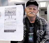 NC Lottery Winner Buys His Dream Truck