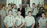 Kings Mountain's City/Boy Scout Day