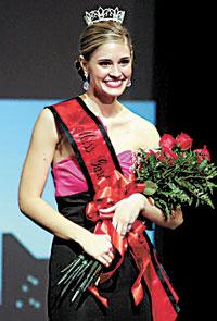 Miss Gardner- Webb 2012