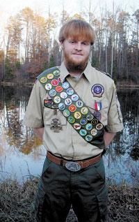 Daniel Fogleman Awarded Boy Scout Eagle Rank