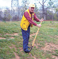 Shelby Lions Clubs Plant Trees At Shelby Schools