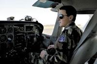 Civil Air Patrol Conducts Orientation Flights