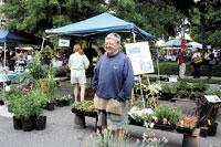 Foothills Farmers' Market 2012 Season Opener