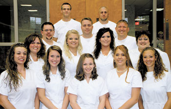 CCC Radiography Students Honored With Pinning Ceremony