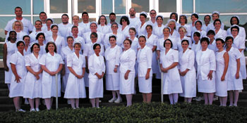 CCC Nursing Associate Degree Graduates Honored