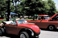 Dixie Rodders 28th Annual Car Show