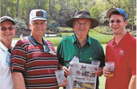 A GREAT DAY AT THE MASTERS!