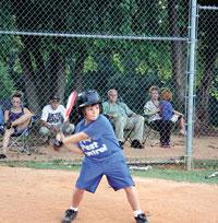 2012 Second Season Baseball Gets Underway