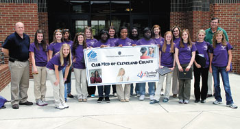 Cleveland Community College Hosts First ClubMed