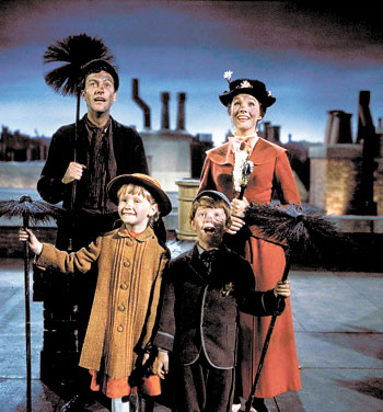 Original Mary Poppins Movie To Play Aug 9th Uptown Shelby