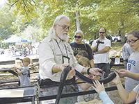 Nature Day at South Mountains State Park is Sept. 29th
