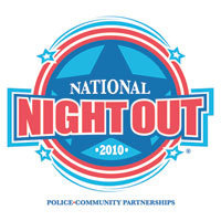 You're invited to the Annual National Night Out!!!