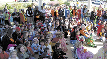 KM Great Pumpkin Halloween Parade, October 31