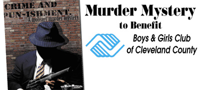 Murder Mystery To Benefit The Boys & Girls Club