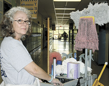 Sheryl Kolton... The Caretaker That Helped Dawn Loggins Achieve Success