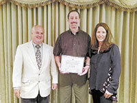 CCC Graduate One of 50 Recognized