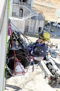 8th Annual Cleveland County Fire  And Rescue College At CCC This Weekend