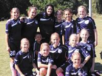 Lady Cobras Win CAYSL U11 Bronze Division Championship