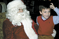 Kiwanis Christmas Party Caters To Children
