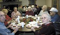 Local Churches Offer Fellowship Through Community Meals