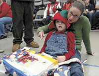 North Shelby School Celebrates 37th Annual Civitan Christmas Party