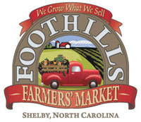 At The Foothills Farmers Market this Sat., Aug. 14th!