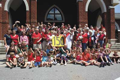 The Episcopal Church Of The Redeemer Celebrates 150 Years!