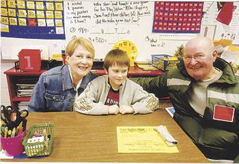James Love Elementary Hosts Grandpals Day